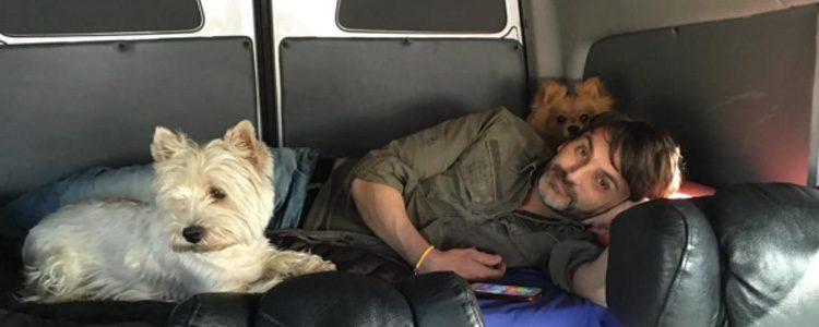 Fernando es un gran defensor de los animales/Imagen: Instagram