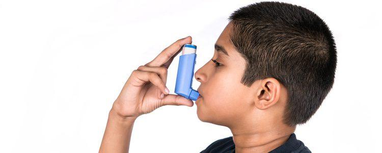 El asma es una enfermedad que puede surgir de pequeño o ya en la edad adulta