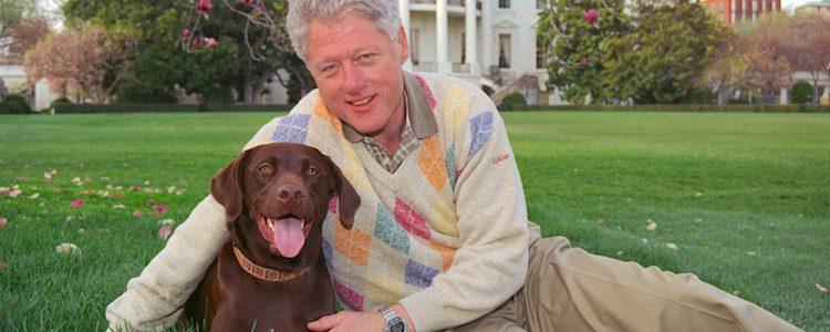 Clinton y Buddy