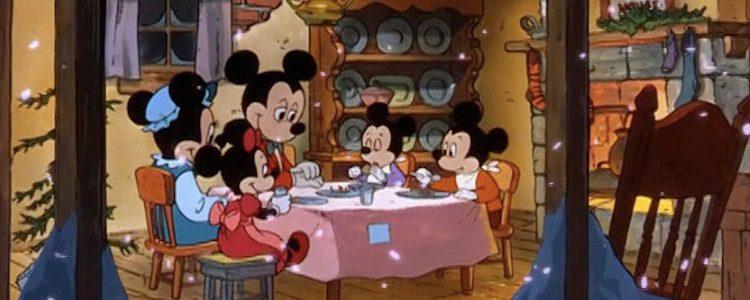 'La Navidad de Mickey'
