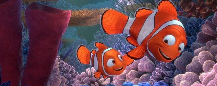Fotograma de la película 'Buscando a Nemo'