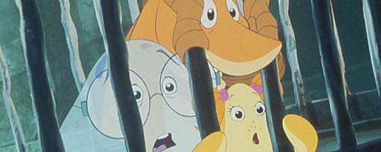 Fotograma de la película 'Socorro soy un pez'