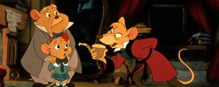 Fotograma de la película 'Basil, el ratón super detective'