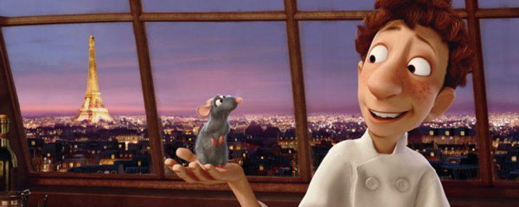 Fotograma de 'Ratatouille'