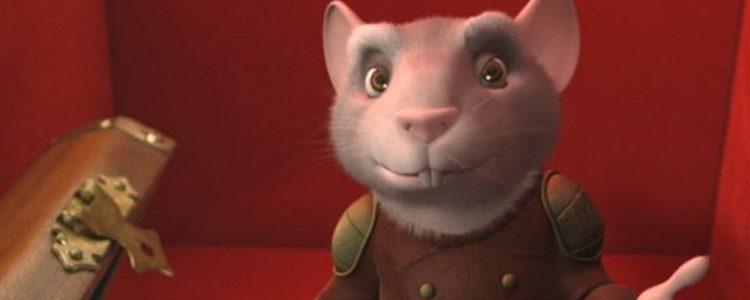 Fotograma de la película 'Pérez, el ratoncito de tus sueños'