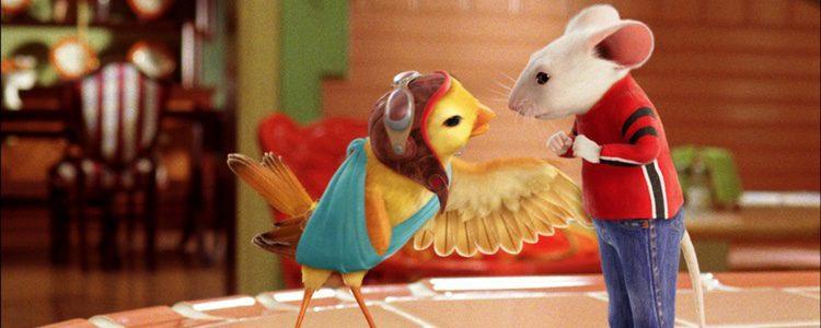 Fotograma de la película 'Stuart Little 2'