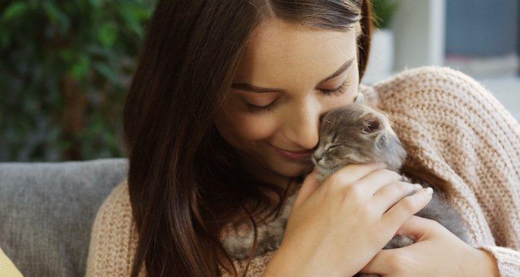 Los cuidados diarios de tu gato hay que vigilarlos