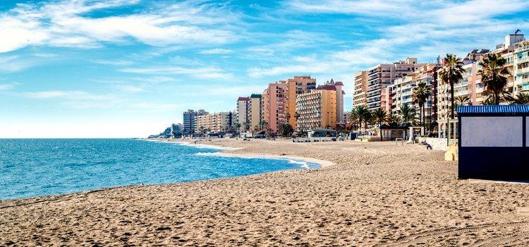La Playa Canina en Torre del Mar es una de las mejores de España por su gran longitud