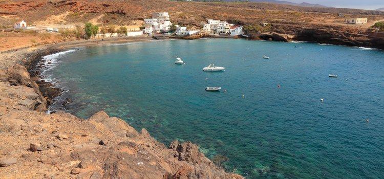 La Playa de El Puertito (Tenerife) es de las mejores opciones de la isla