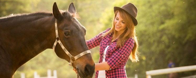 Alimentar a un caballo durante un mes cuesta alrededor de 800€