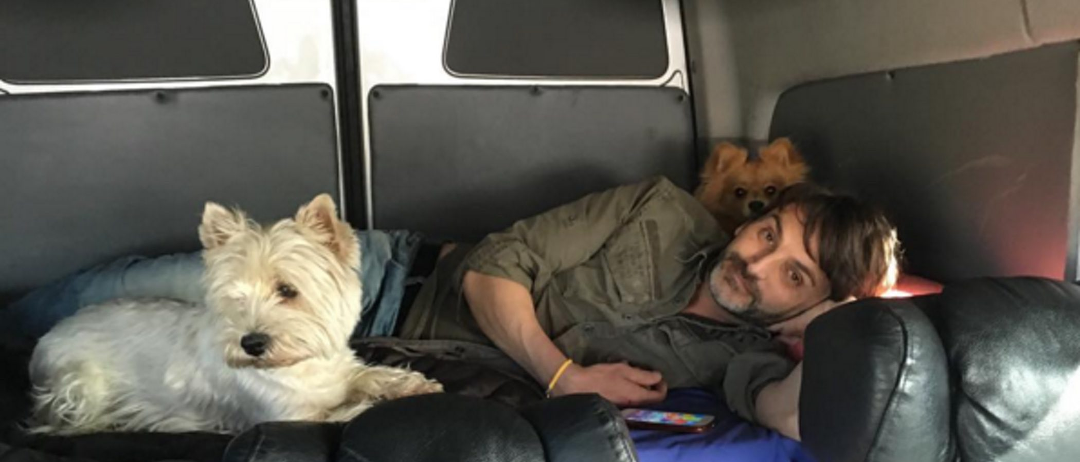 Fernando Tejero, un actor muy comprometido en busca de la dignidad animal