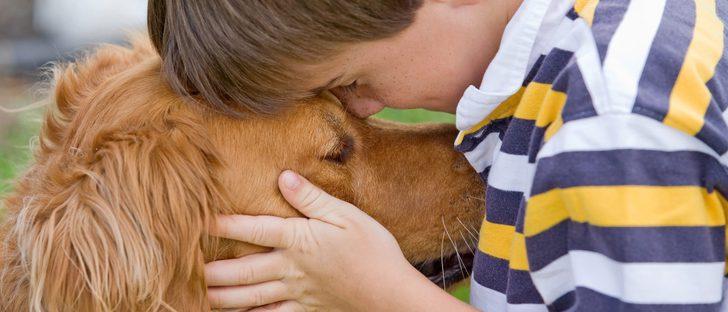Tener mascota, ¿cómo beneficia al autoestima de los niños?